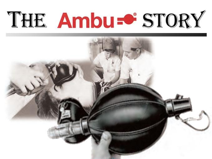The Ambu Story 「アンブ社の歴史 ~創設期から現在まで~」