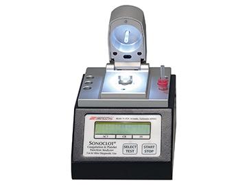 血液凝固・血小板機能分析装置 Sonoclot