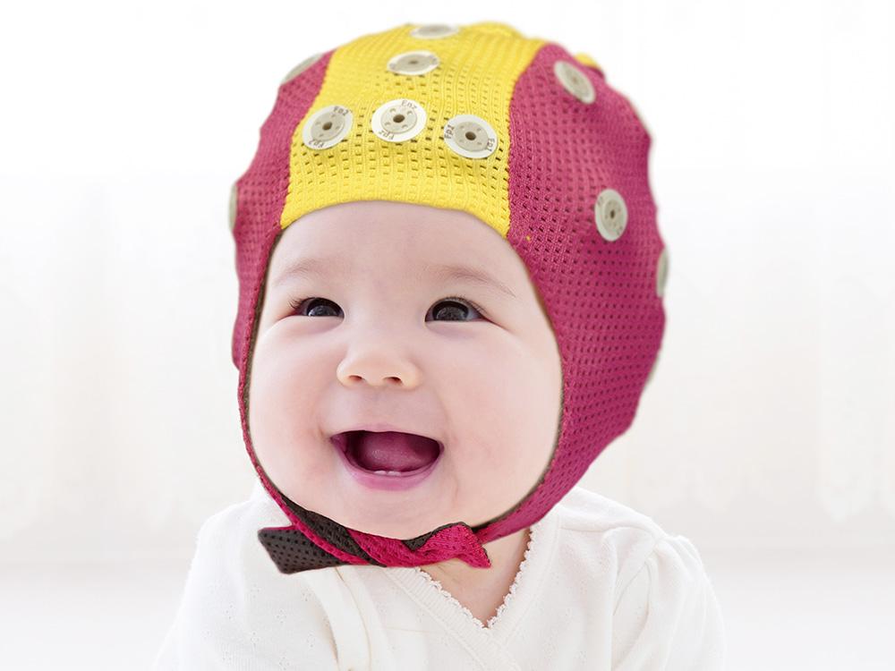ANT脳波キャップ 新生児・小児用