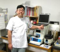 血小板凝集能測定装置 全血式WBAカルナ<br />大館市立総合病院 脳神経外科部長 佐々木 正弘先生