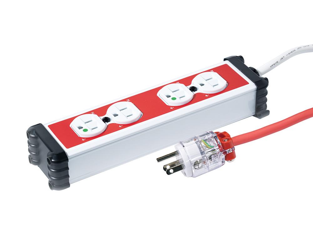 設備用/病院用タップ MKI-4