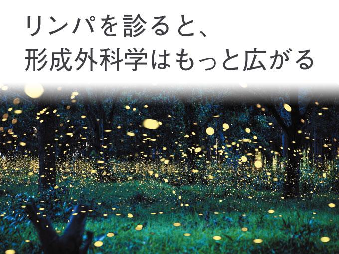 第29回日本形成外科学会基礎学術集会 ランチョンセミナー3「リンパを診ると、形成外科学はもっと広がる」